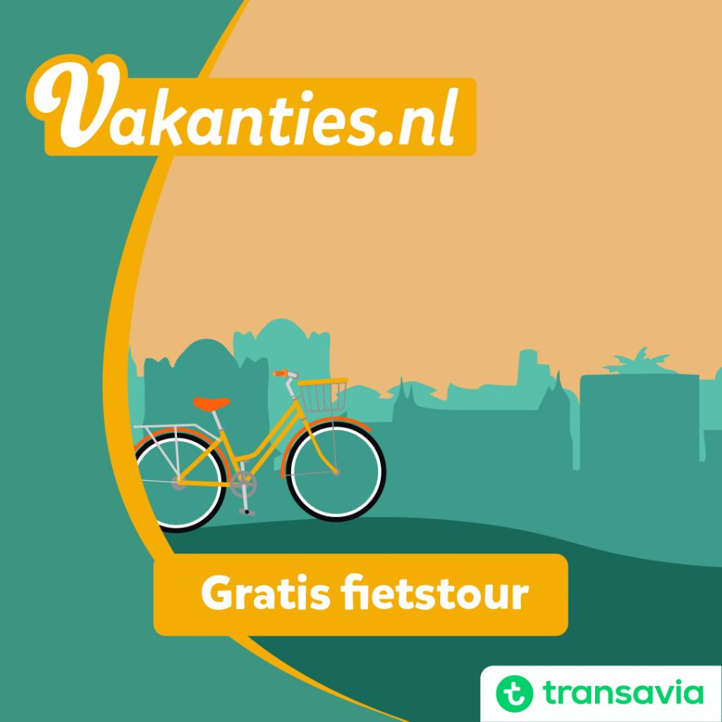 gratis fietstour Marrakech