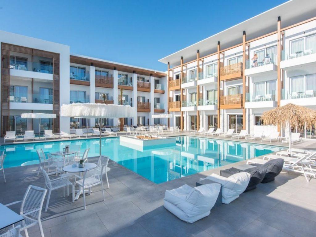 Ammos Beach Hotel in Griekenland