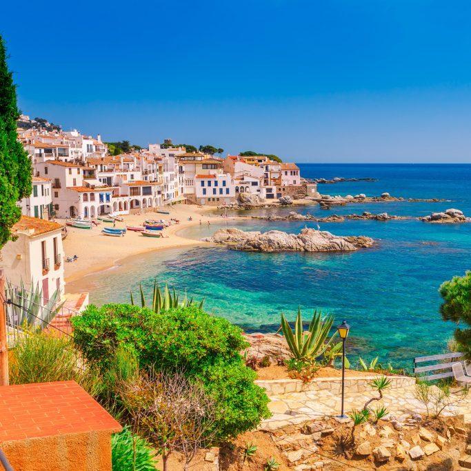 De leukste badplaatsen in Spanje