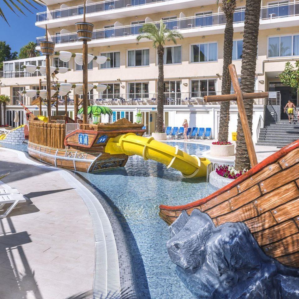 Hotel Oasis in Spanje