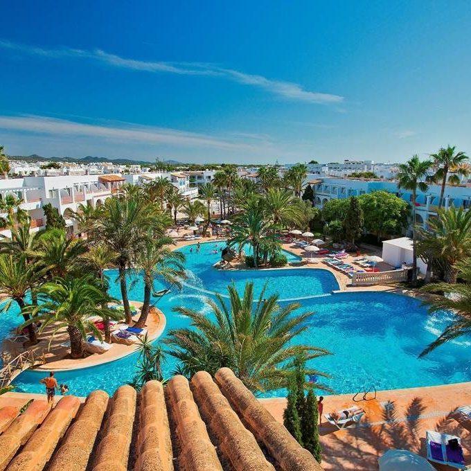 Hotel PrimaSol in Spanje