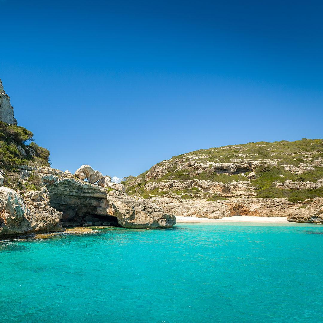 Paradijselijke bestemming Ibiza
