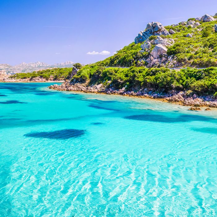 Paradijselijke bestemming Sardinië