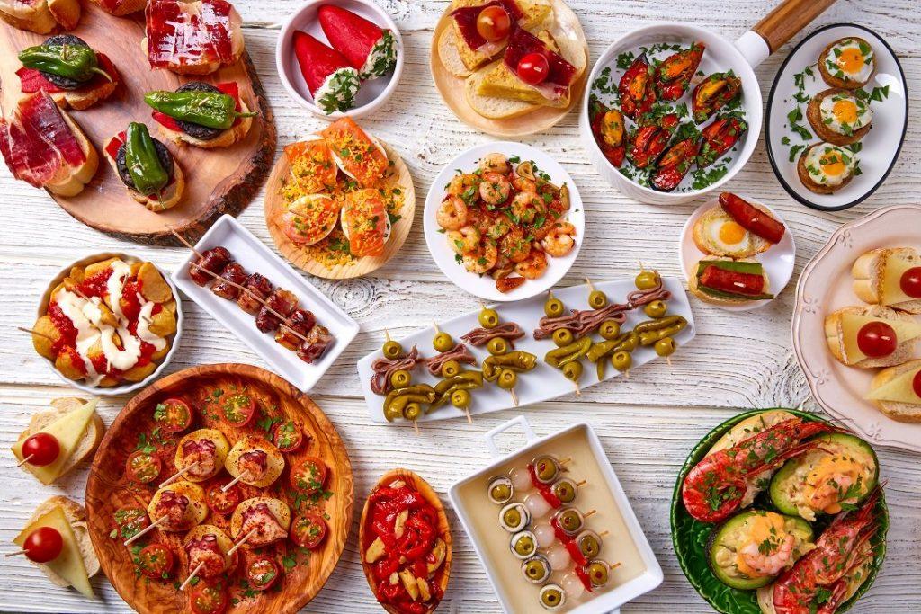 De beste tapas restaurants in Barcelona
