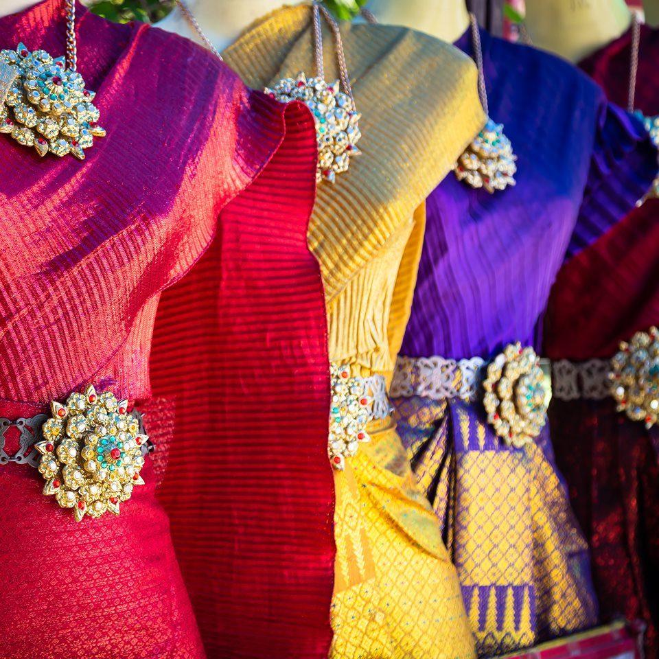 thaise kleding