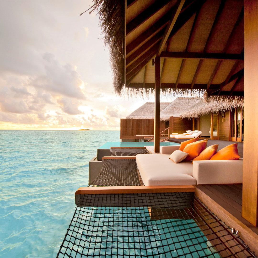 Ayada Maldives op de Malediven