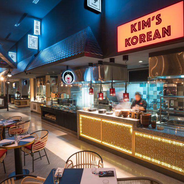 Eten en drinken in Dubai