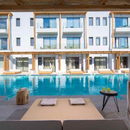 Enorme Lifestyle Beach Resort op Kreta