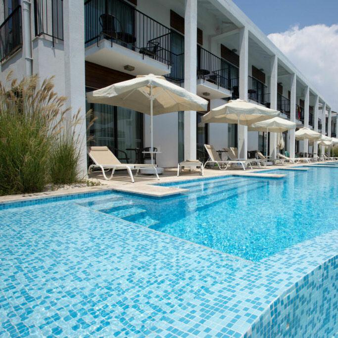 Jiva Beach Resort in Turkije
