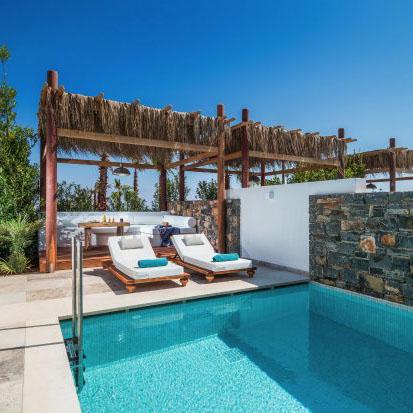 Stella Island Luxury Resort & Spa op Kreta