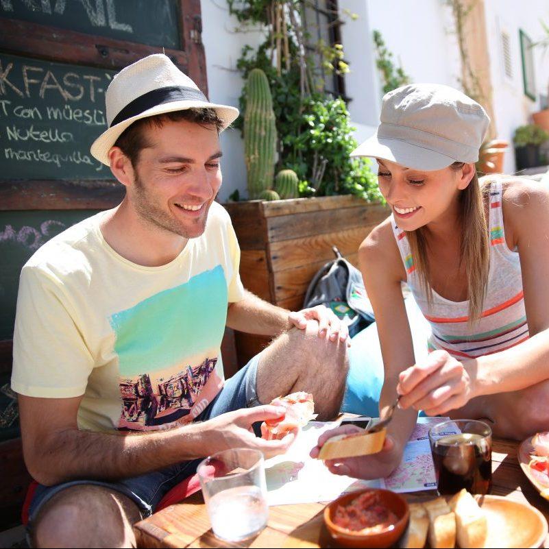 Hoe boek je een goedkope vakantie?