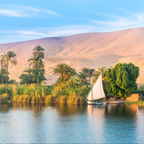 Bezienswaardigheden Egypte