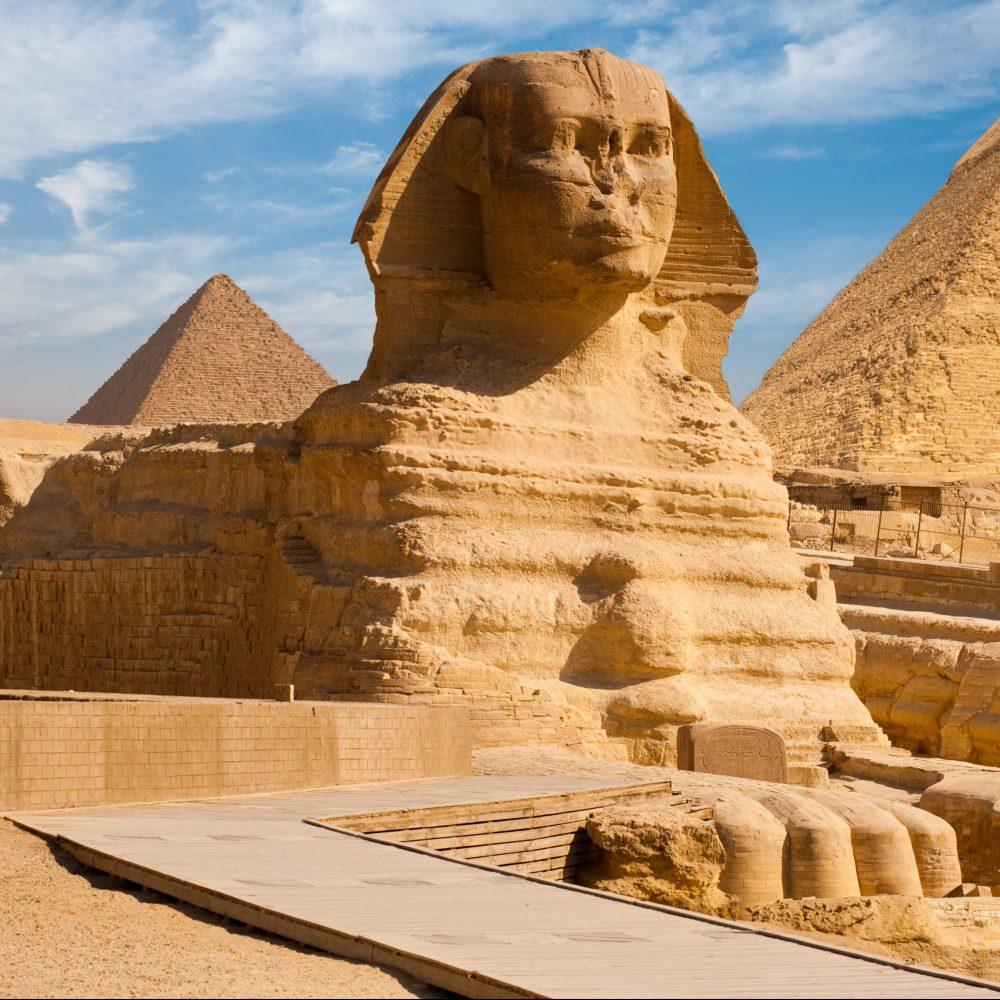 Wetten en regels Egypte