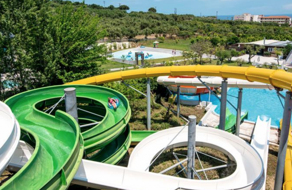 Swim-up kamer Griekenland: Aqua Bay