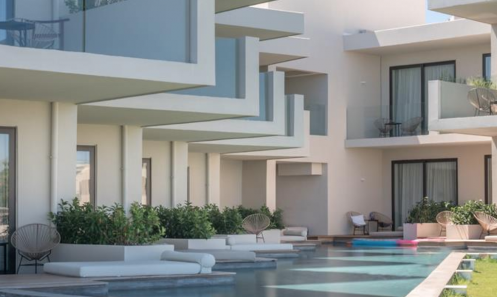 Swim-up kamer Griekenland: SENSIMAR Caravel Resort & Spa