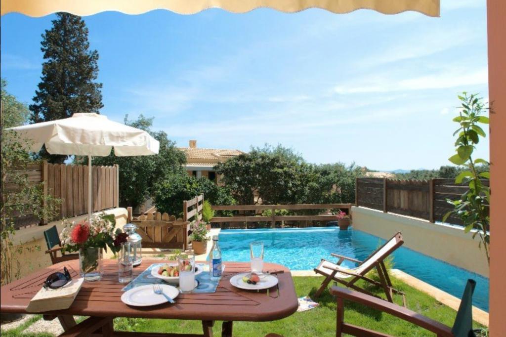 Swim-up kamer Griekenland: La Riviera Barbati