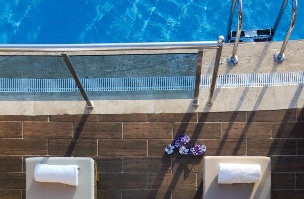 Swim-up kamer Turkije: Eftalia Ocean Hotel