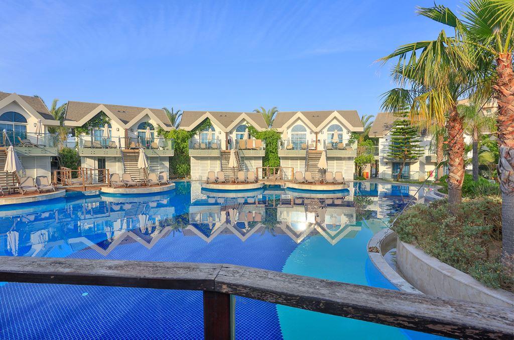 Swim-up kamer Turkije: Long Beach Resort