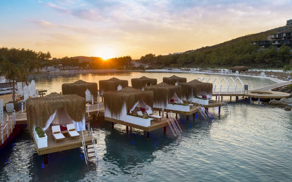 Swim-up kamer Turkije: Lujo Hotel