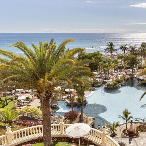 Tenerife strand hotel