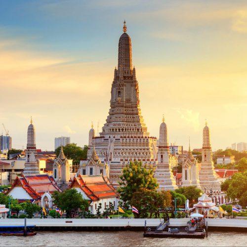 Stedentrip Bangkok