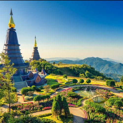beste reistijd noord thailand