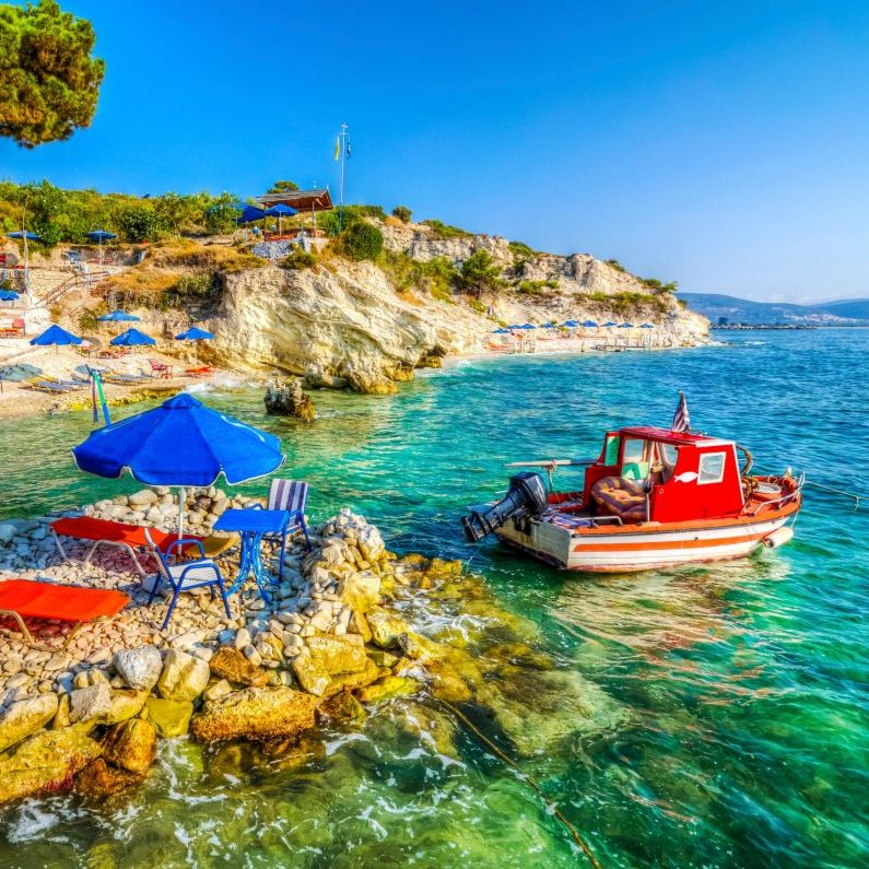onbekende griekse eilanden